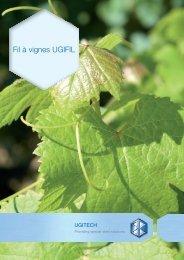 Fil à vignes UGIFIL - Ugitech