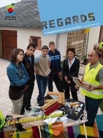 """Regards"" 138, novembre 2009 (pdf - 4,92 Mo) - Ville de Saint Jean ..."