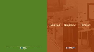SincroIn SimpleWork Evolution - Apres Furniture