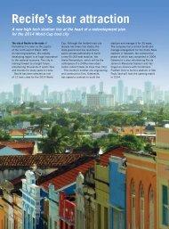 Recife's star attraction - ISG