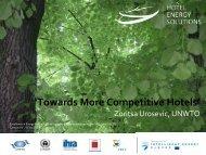 Presentation Z. Urosevic - MDS Ideas
