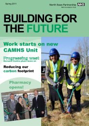 Building For The Future - North Essex Partnership NHS  Foundation ...