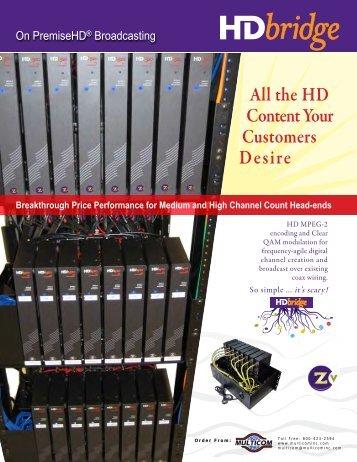 HD Bridge - Multicom, Inc