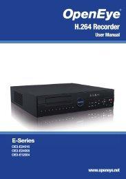 H.264 Recorder - TristateTelecom