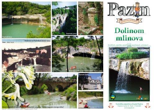 Dolinom mlinova.pdf - TZ Pazin