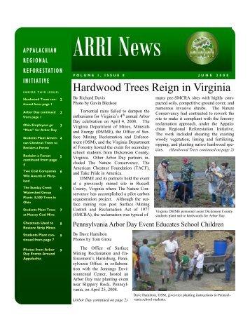 ARRI News - Volume I, Issue 8