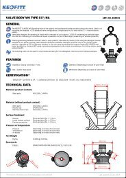 valve body w9 type c1