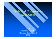 Chile - Standards and Trade Development Facility