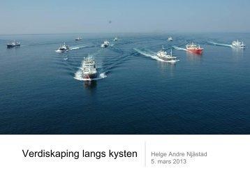 Ordfører Helge Njåstad, Austevoll