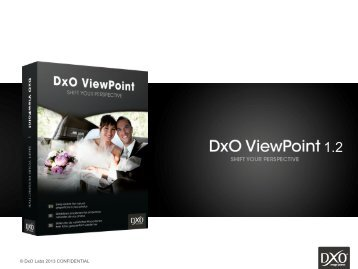 Main Title - DxO Labs