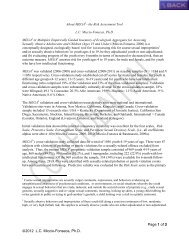 Page 1 of 3 ©2012 L.C. Miccio-Fonseca, Ph.D.