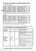 Eltern-Newsletter Seelsorgebereich St. Karl - Page 2