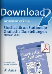 Stochastik an Stationen: Grafische Darstellungen