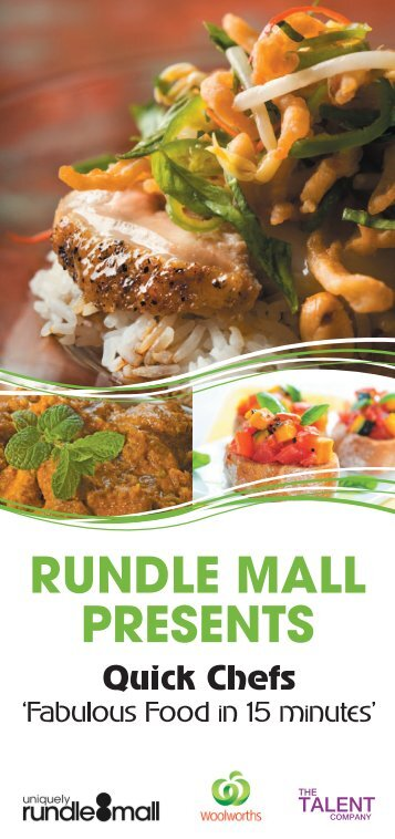 RUNDLE MALL PRESENTS