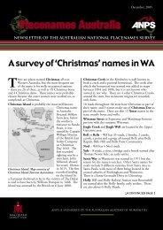 ANPS News December 2005.indd