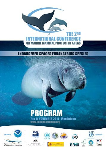 FINAL PROGRAM - Second International Conference on Marine ...