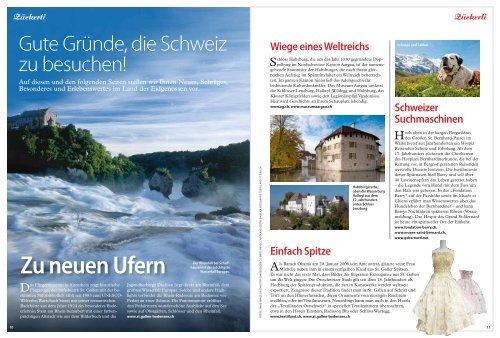 Mit einem Augenzwinkern - Zurich Tourism