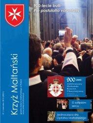 pobierz jako PDF - Zakon Maltański Polska