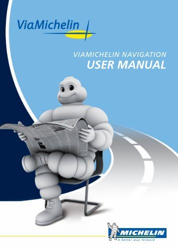 USER MANUAL - ViaMichelin