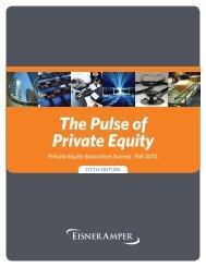 Eisneramper-Private-Equity-Survey-Fall-2012