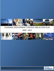 economic development strategy and action plan 2009 ... - City of Barrie