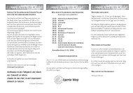 Vorbereitungstreffen Egeria - Diametric Verlag