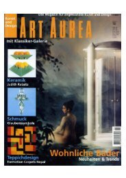 ART AUREA (D) - ausgabe februar/märz 1996