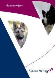 folder hondenwijzer 2010.indd - Gemeente Rijssen-Holten