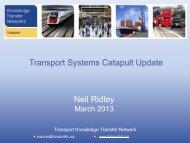 Neil Ridley - Future Infrastructure Forum