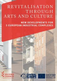 REVITALISATION THROUGH ARTS AND CULTURE - Central Europe