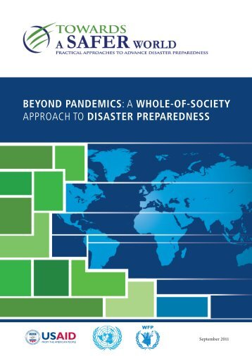 beyond pandemics - Avian and Pandemic Influenza Communication ...