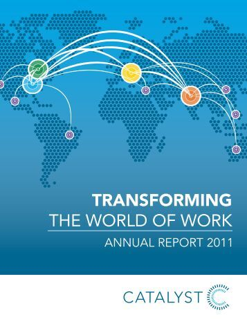 2011 Catalyst Annual Report