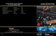 LEak DETECTION - Ctequipmentguide.ca