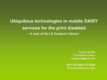 LG Sangnam Library - IFLA