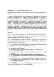 RESOLUÇÃO Nº 1.440 DE 20 DE JUNHO DE 1997 Aprova o Plano ...