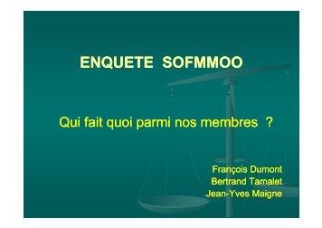 François DUMONT - sofmmoo
