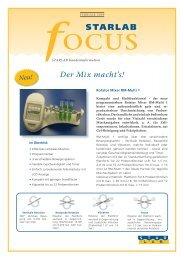Der Mix macht's! focus - Starlab