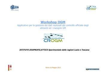 Presentazione nuova versione applicativo per la gestione dei dati ...
