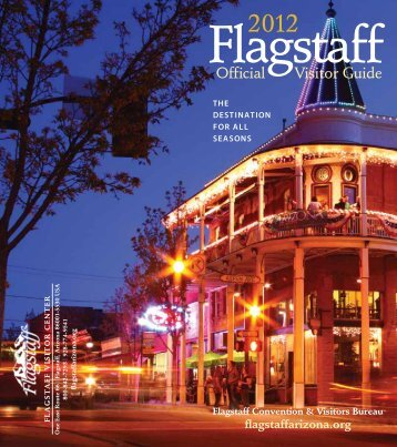 Official Visitor Guide - Flagstaffarizona.org