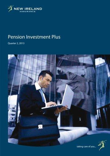Quarter 2, 2013 - Pension Investment Plus - New Ireland Assurance