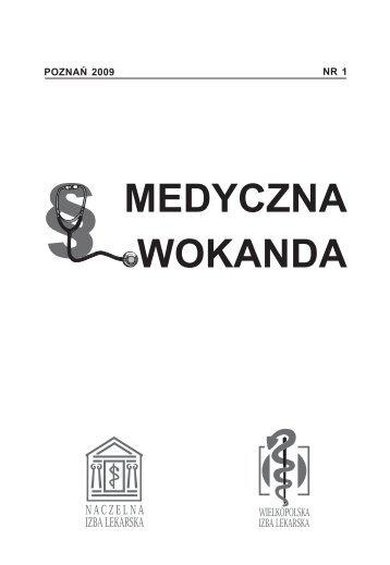 Medyczna Wokanda Wielkopolska Izba Lekarska