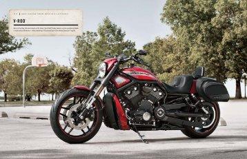 V-ROD® - Harley-Davidson