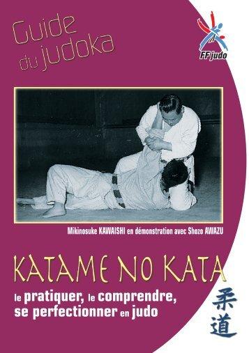 Guide Katame no kata - Fédération Française de Judo