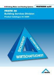 FRIATEC AG Building Services Division