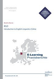 Praxisbericht 60 - ERCIS - European Research Center for ...
