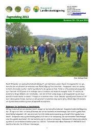 Fagmelding 2013 - Haugaland landbruksrådgjeving - Norsk ...