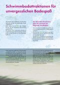 Schwimmbad- attraktionen - Seite 2