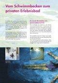 Schwimmbad- attraktionen - Seite 4