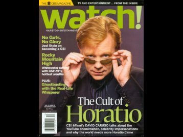 Watch! - Jim Colucci