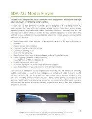 Symon Design Studio Content Management Guide Version 11 3
